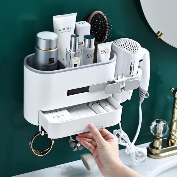 烘干机支架烘干机存空架穿孔的生壁式浴室魔力Noline 상품이미지