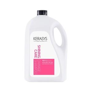 케라시스 샤이닝 대용량 샴푸/린스 4L +펌프