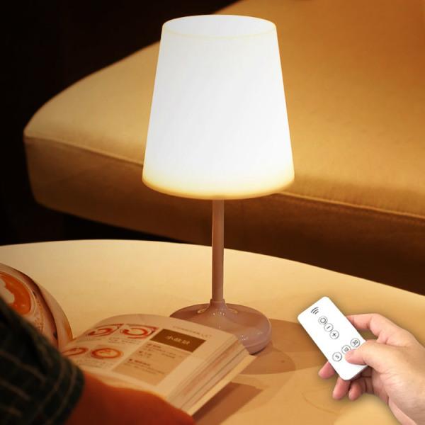 무선 LED 단스탠드 침실 무드등 조명 취침등 리모컨 상품이미지
