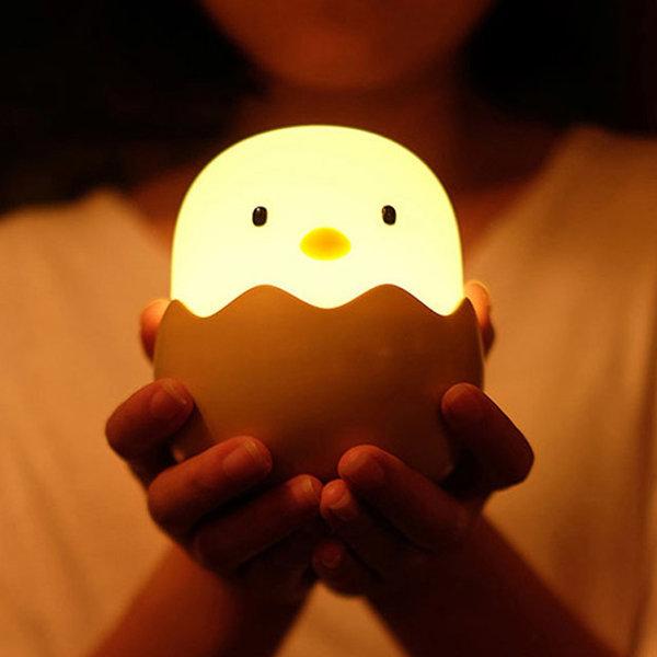 병아리 무드등 무선 LED 침실조명 수면취침등 수유 상품이미지