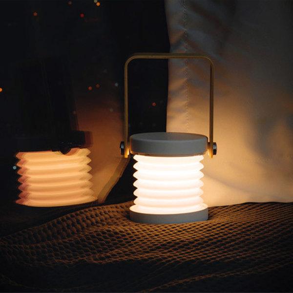 무선 LED랜턴 스탠드조명 침실무드등 수면취침등 수유 상품이미지