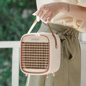 아이스윈드 USB 미니 냉풍기 휴대용 에어컨선풍기