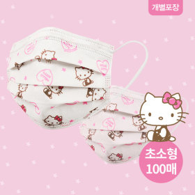 Hello Kitty/Character/Disposable Mask