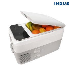 이동식 차량용 26L 캠핑쿨러 냉장고 INO-OCR26L