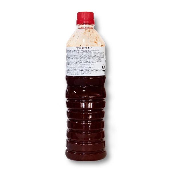 달콤 양념 치킨 소스 1kg(순한맛) 상품이미지