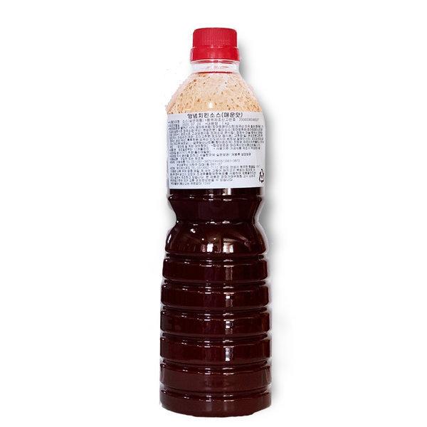 매콤 양념 치킨 소스 1kg(매운맛) 상품이미지