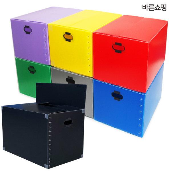 이사박스/단프라/플라스틱/이삿짐/포장/정리함/박스 상품이미지