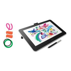 와콤원 DTC-133 액정타블렛 보호필름or파우치+하이유니