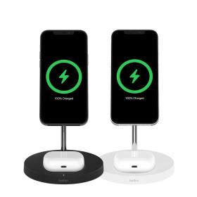 2in1 맥세이프 15W 무선 충전 거치대 WIZ010kr 아이폰