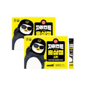 자이언트펭수 홍삼정 스틱 15g 30포 2박스(총60포)