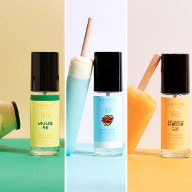 Binggrae Fabric Perfume 3-item Set DANJI MILK+CANDY BAR+SAENG TAENG