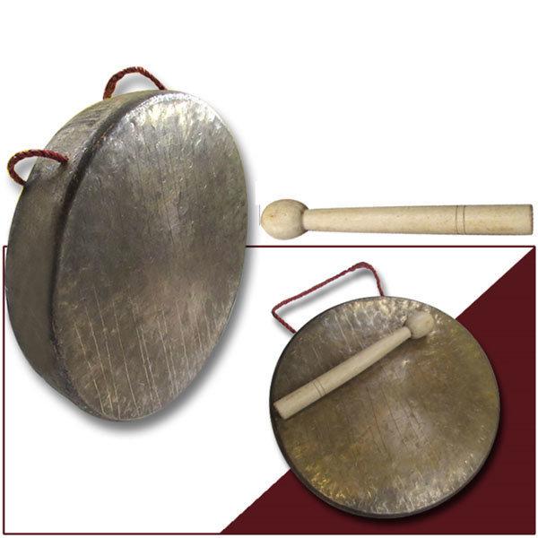 전통악기 사이즈별 순동 징 꽹과리 상품이미지