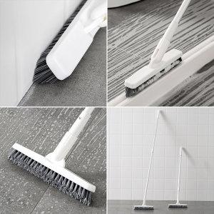 코너바닥솔(CP07) / 화장실 욕실 틈새 청소 솔 브러쉬
