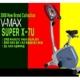 프로테우스 - V-MAX SUPER X7U 입식싸이클 핸드터치식 자동맥박측정/입식싸이클/싸이클/헬스용품 상품이미지
