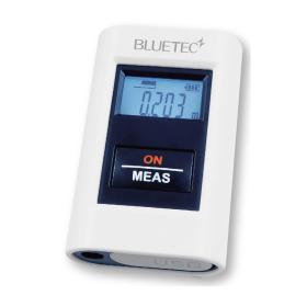 블루텍 레이저 거리측정기 미니 소형 USB충전 BD-ML40