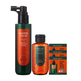 RYO Heritage GINGER VITA HAIR LOSS CARE SCALP ESSENCE 80ml + Giveaway