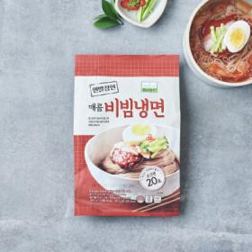 칠갑)매콤비빔냉면2인480G