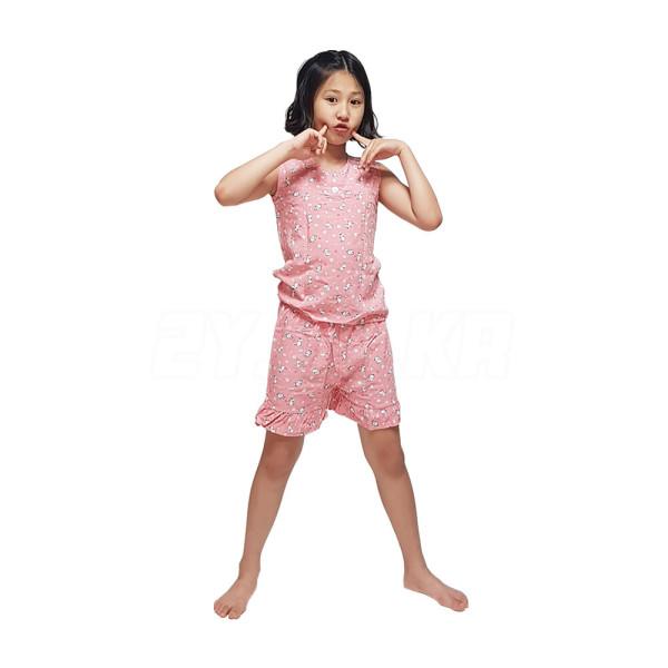 무민 인견 아동 상하세트 5컬러 (실내복/잠옷/내의) 상품이미지