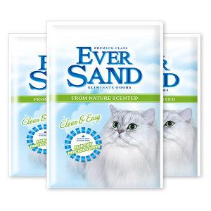 에버샌드 프롬 네이쳐향 6kgx3개(1BOX) / 고양이 모래