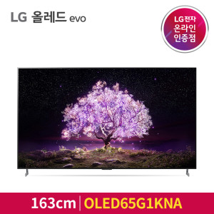 LG 올레드 OLED TV OLED65G1KNA 65인치 스탠드형