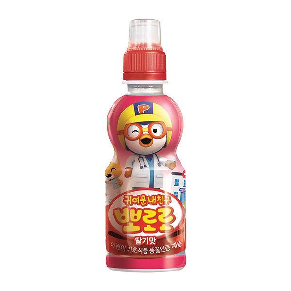 뽀로로 음료수 딸기맛235ml 상품이미지