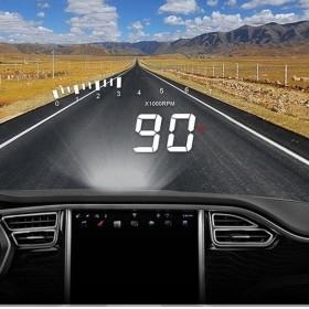 차량용 hud 헤드업 디스플레이 차량속도계 표시 E-350