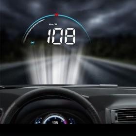 차량용 hud 헤드업 디스플레이 차량속도계 표시