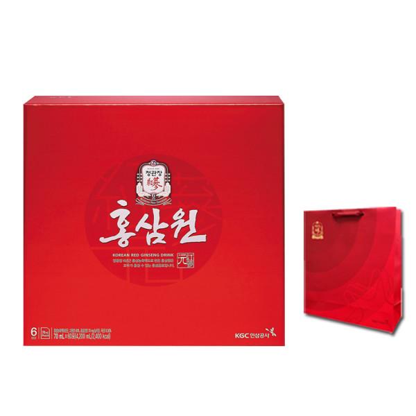 홍삼원 70mlX60포-6년근홍삼/선물세트 상품이미지