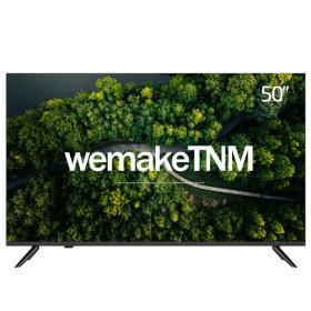 TNM 50인치 4K UHD QLED TV TNM-5000KQ 벽걸이방문설치