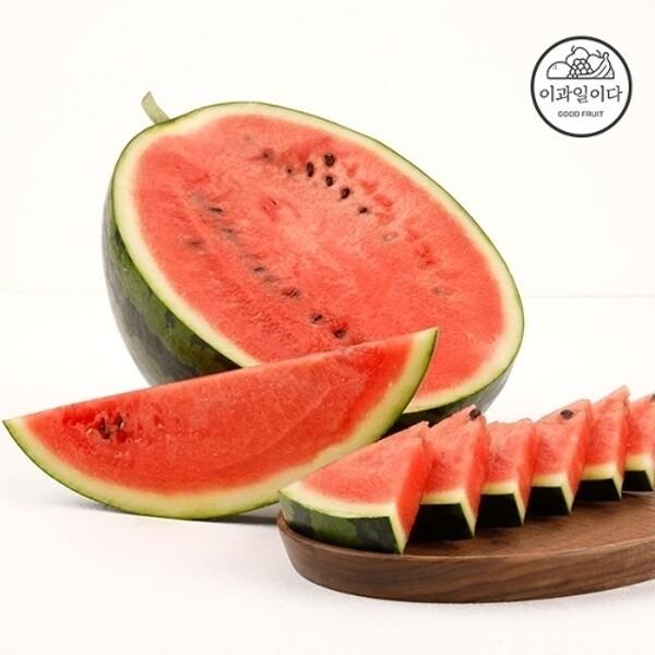 이과일이다  달콤하고 맛있는 수박 4~5kg 상품이미지