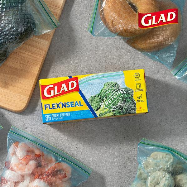 글래드  플렉스앤씰 냉동 중형(35매) 상품이미지