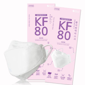 Easy to Breathe KF80 Health Mask Medium 100 sheets for teenagers