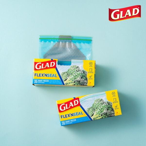 글래드  플렉스앤씰 냉동 중형(35매) 2개세트 상품이미지