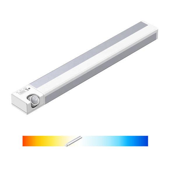 마그네틱 무선 LED바 간접등 일자 오토센서등 300MM 상품이미지