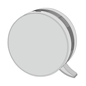 LG전자 퓨리케어 몽블랑 공기청정기 AS120VWLC