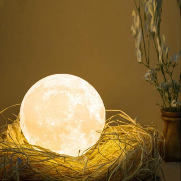 달 무드등 감성 취침등 보름달 선물 램프 집들이 s 상품이미지
