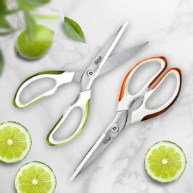 프리미엄 주방가위 레몬그라스+오렌지 1+1증정/ed01