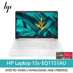 DW/HP 15s-eq1151AU 프리도스 SSD256G/램4GB/15.6