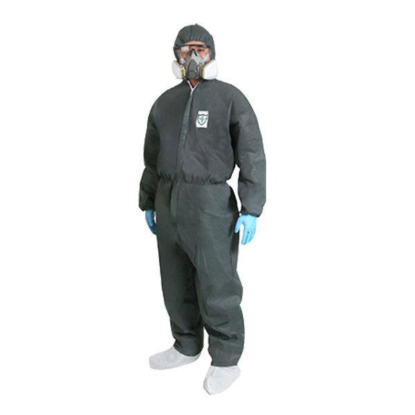 일회용 원피스 투피스 작업복 보호복 방제복 방진복 상품이미지