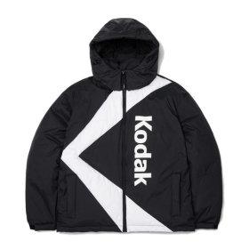 케이 헤비 다운 자켓 BLACK