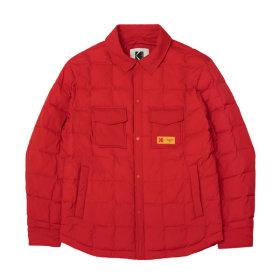 코닉 에코 경량 패딩 자켓 RED