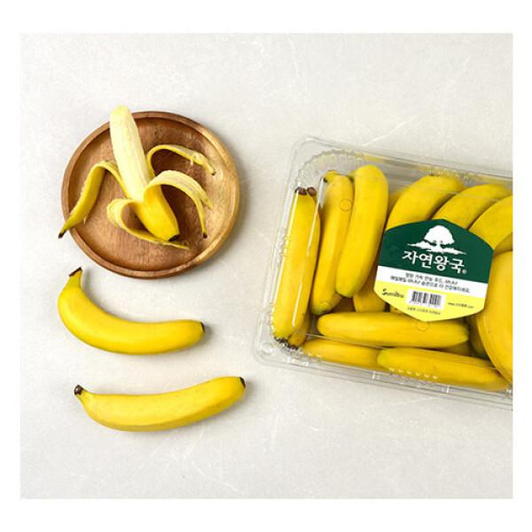 스미후루 자연왕국 바나나 2.5kg내외/팩 상품이미지
