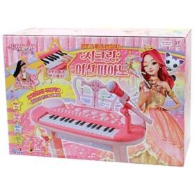 시크릿 여신 피아노