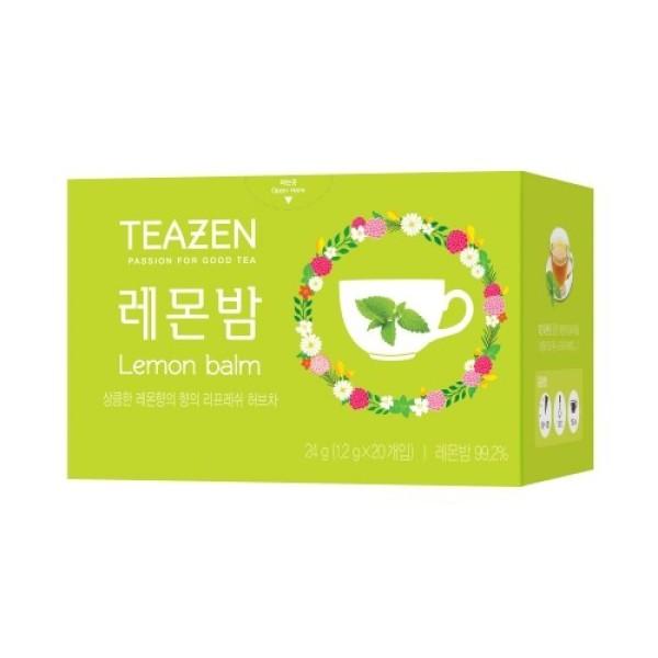 티젠 레몬밤 (1.2G 20입) 상품이미지