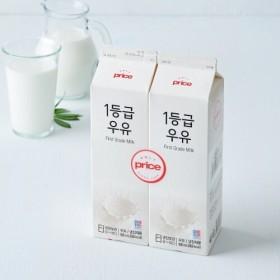 Only Price 1등급 우유 (930ML 2입)