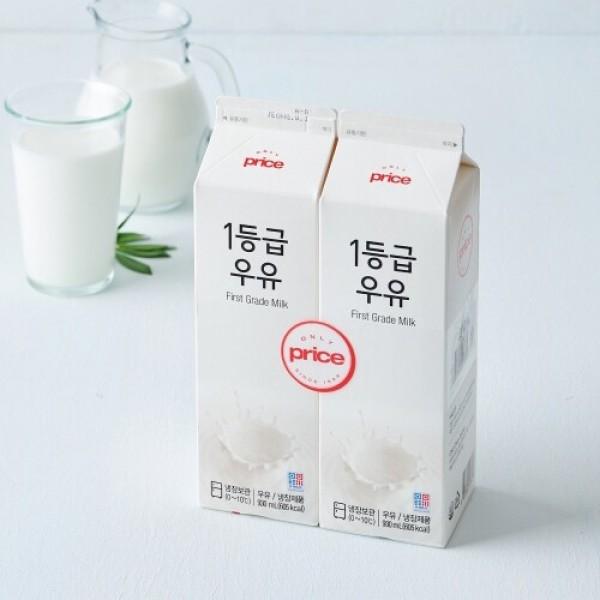Only Price 1등급 우유 (930ML 2입) 상품이미지