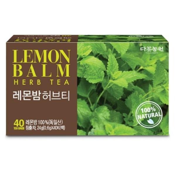 다농원 레몬밤 허브티 (0.6G 40입) 상품이미지