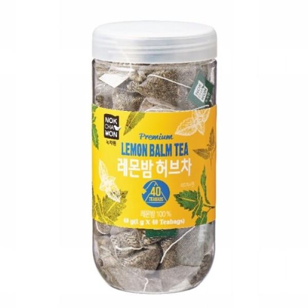 녹차원 레몬밤 차 (1G 40입) 상품이미지