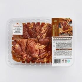 수원식 양념 돼지왕갈비 구이 (800G)
