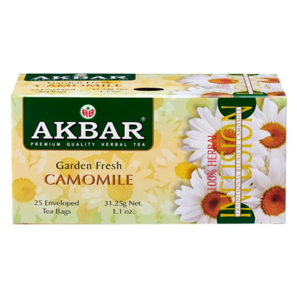 아크바 캐모마일 (31.25G) 상품이미지